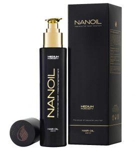NANOIL - Olio per Capelli